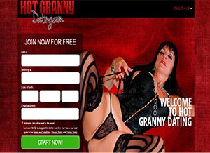 HotGrannyDating.com