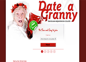 DateaGranny.co.uk